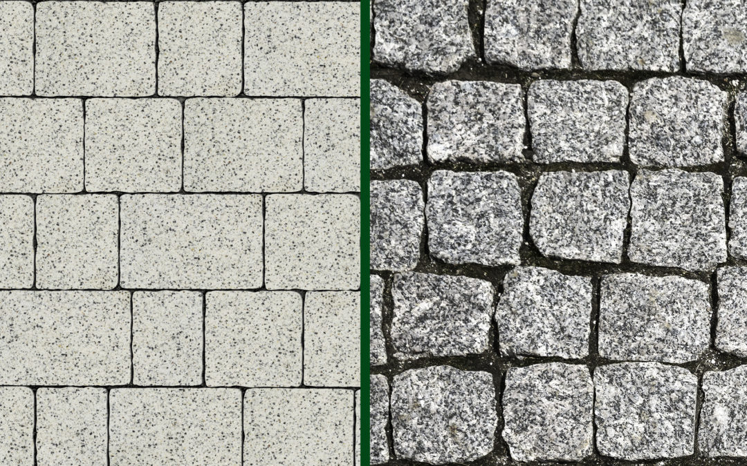 Kostka granitowa czy betonowa – którą wybrać