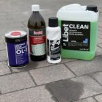 Jak usunąć plamy olejowe z kostki brukowej?